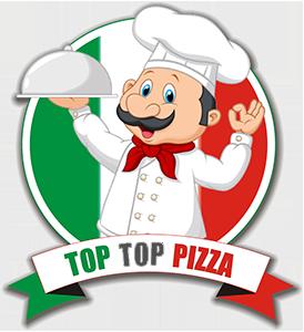 Top Top Pizzas Fawdon Logo